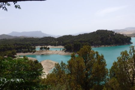 Lakes of Ardales, Andalucia