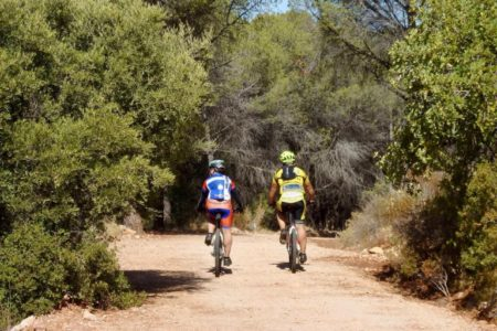 Fietsen in Andalusië