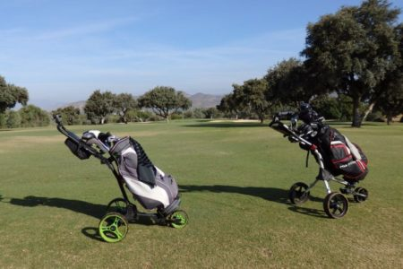 Golfen in Andalusië