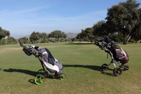 Golfing, Andalucia